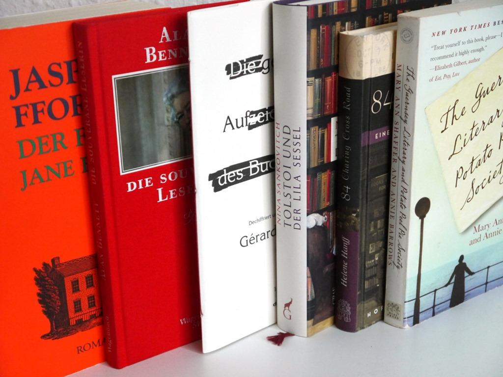 Ein Kalender für die Literatur in Bonn