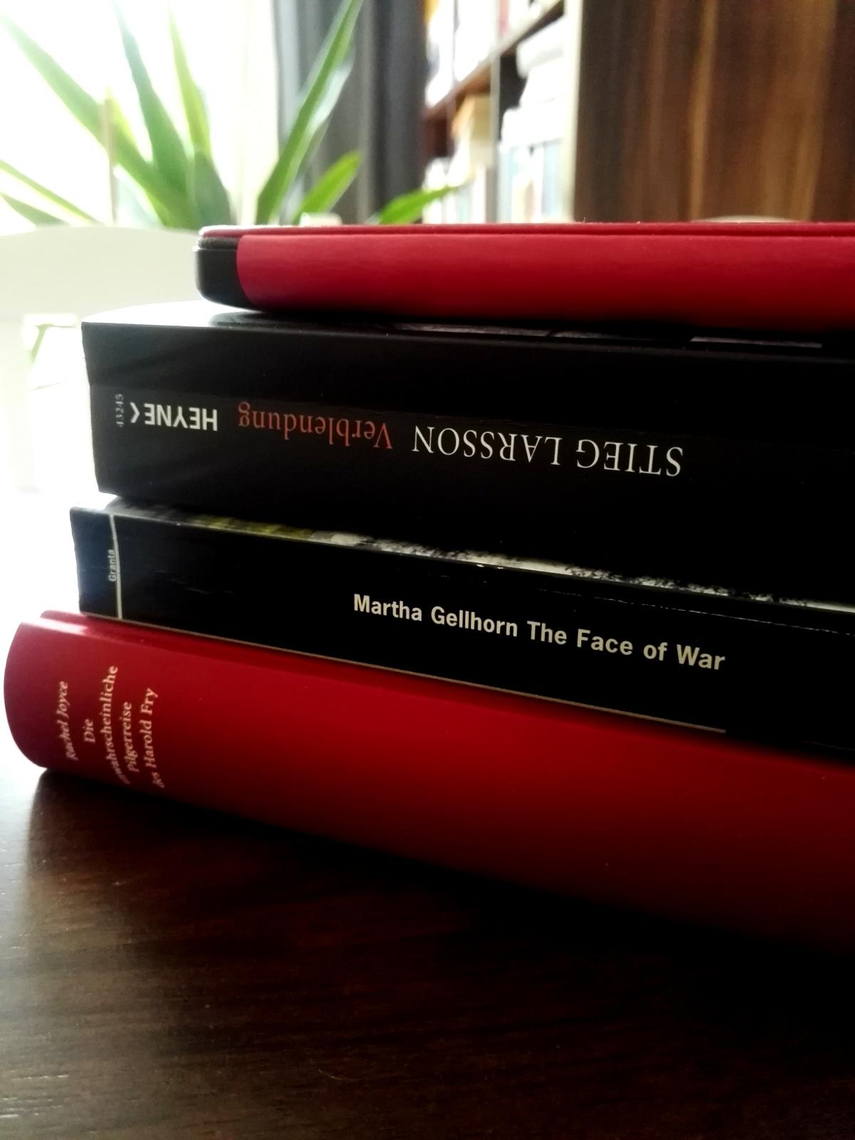 Dewey's 24 Hour Readathon – Ein Fazit