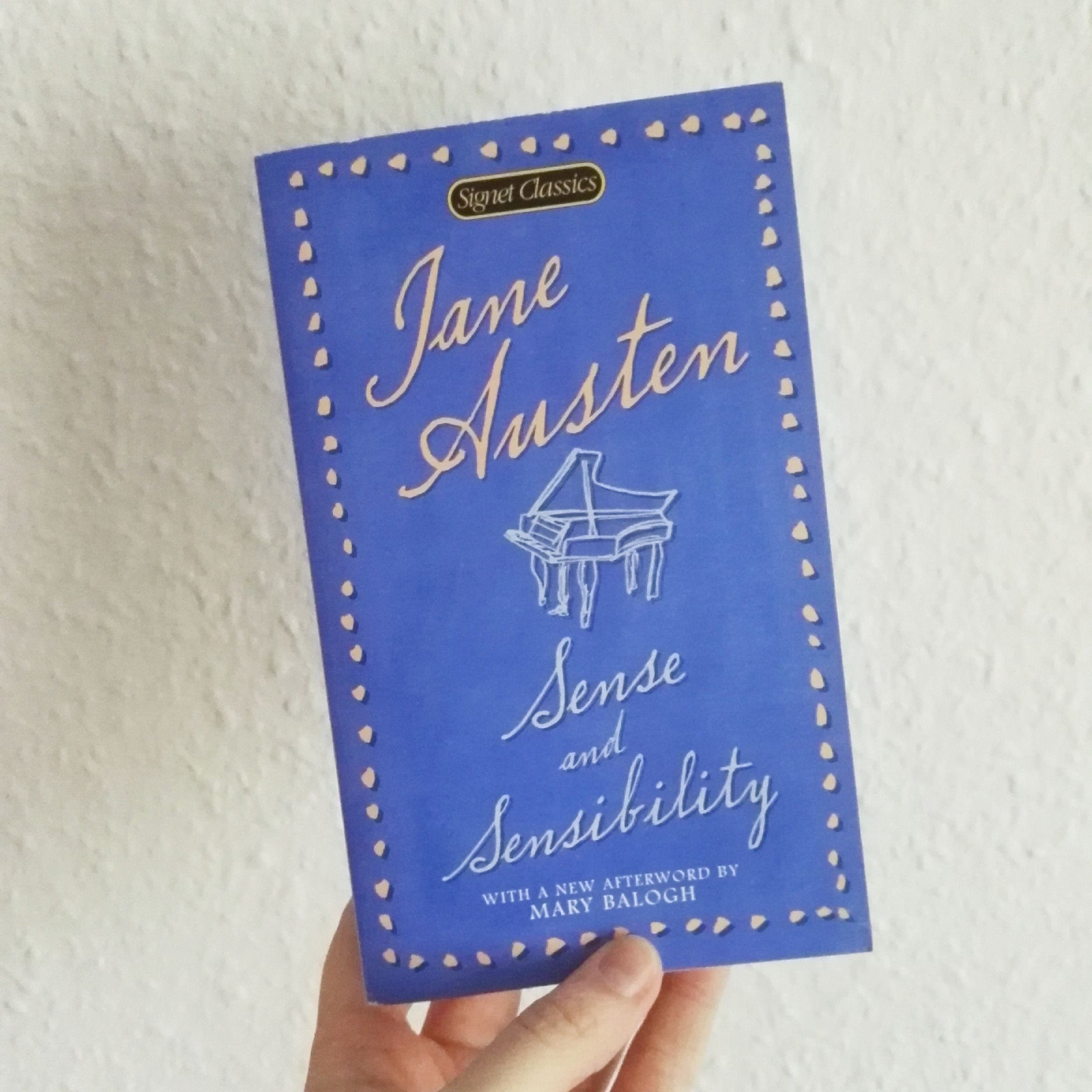 Jane Austen – Sense and Sensibility