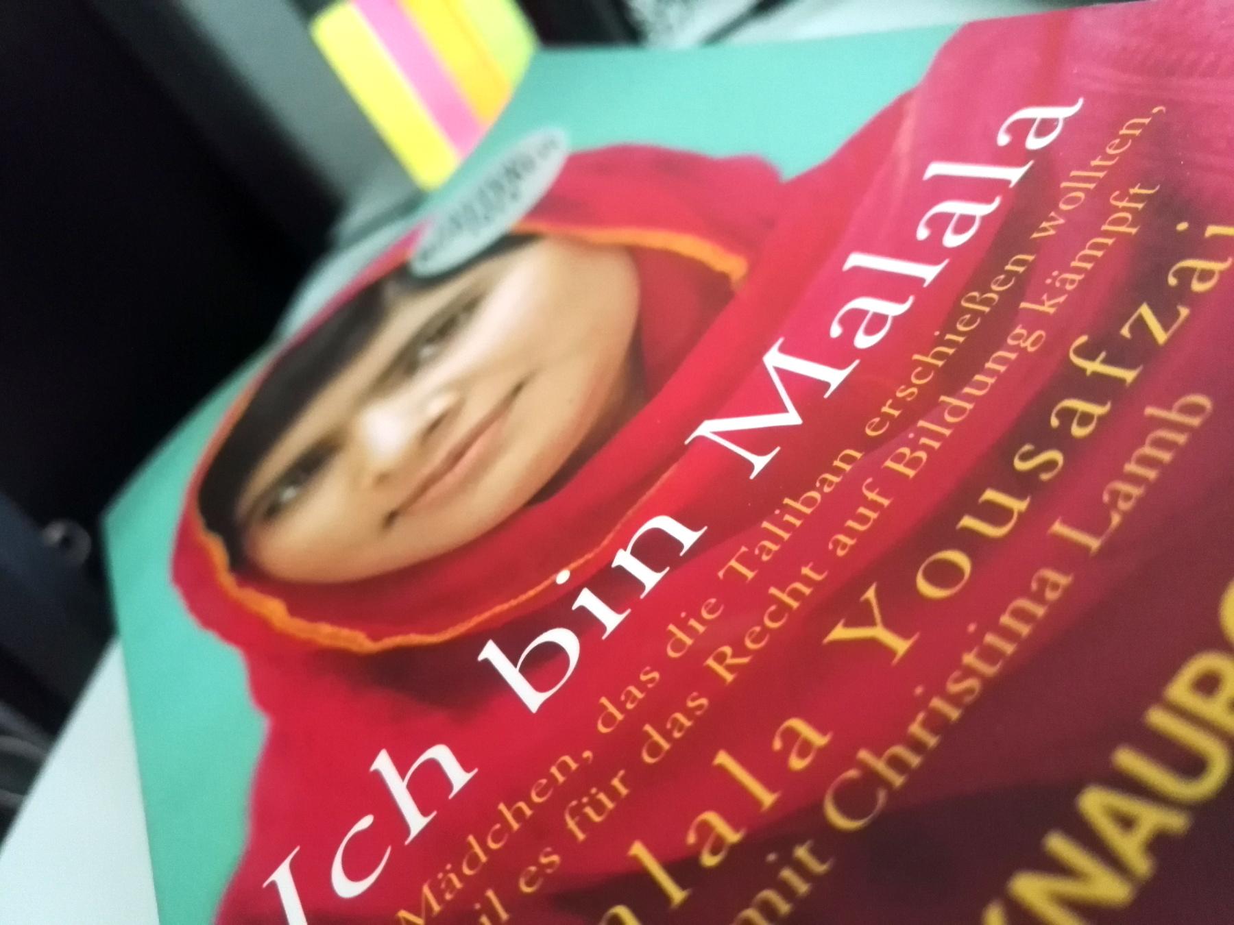 Malala Yousafzai, Ich bin Malala