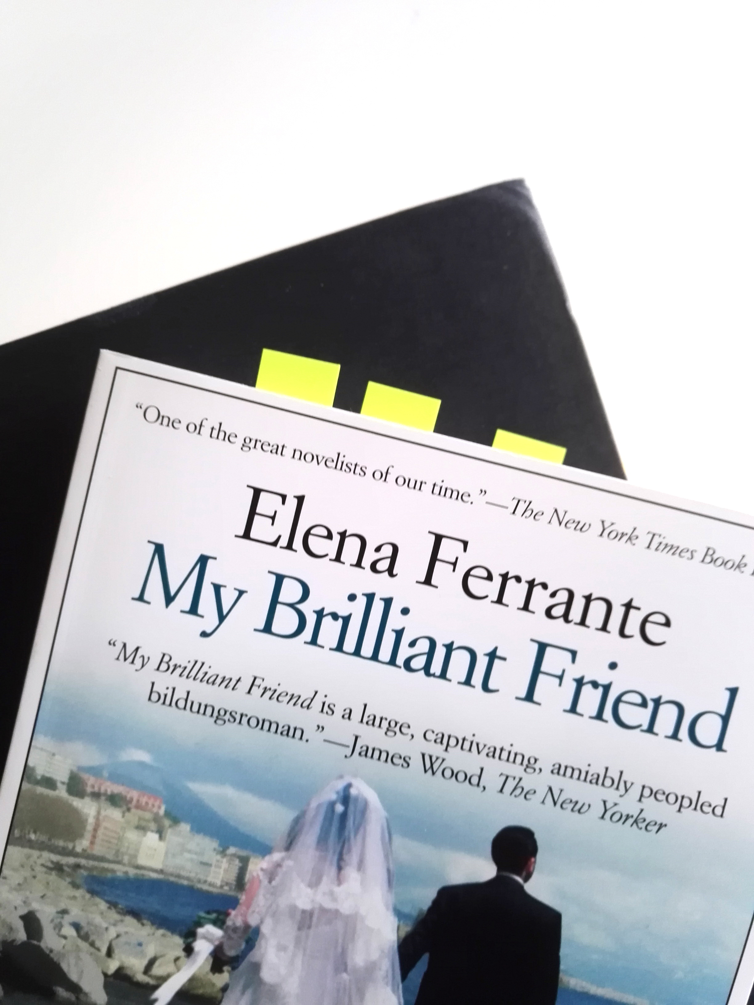 Readalong im März – #readingferrante