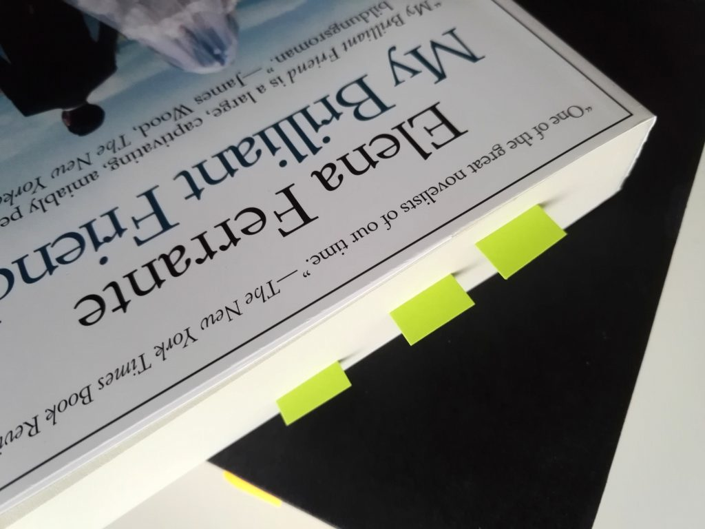 Im März gibt es den Readalong #readingferrante auf meinem Blog.
