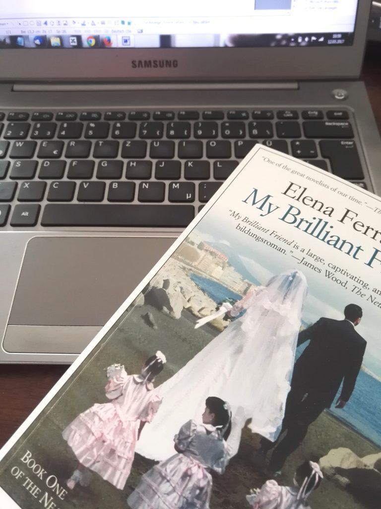 Die erste Woche beim Readalong #readingferrante.