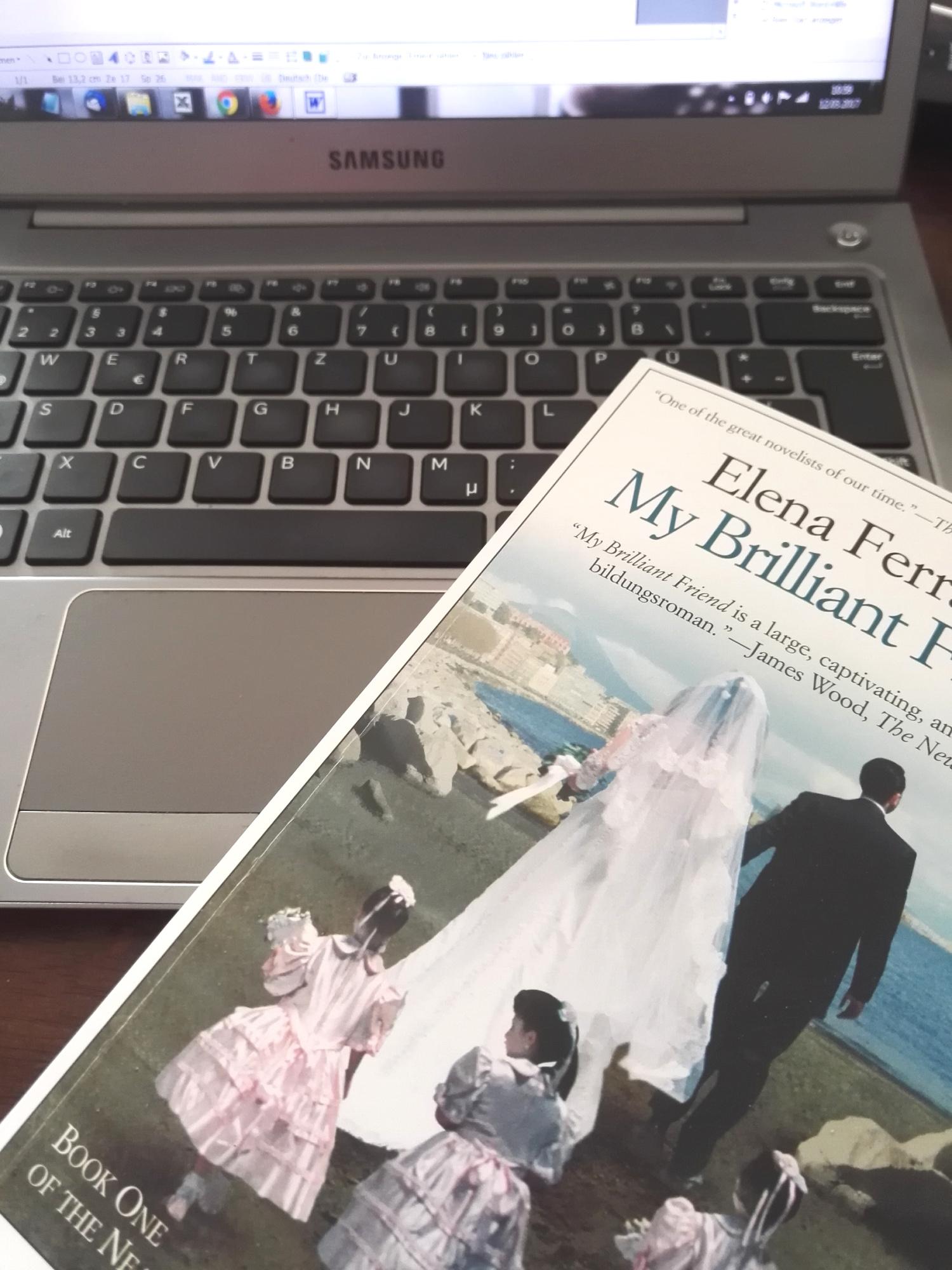 #readingferrante – Die erste Woche