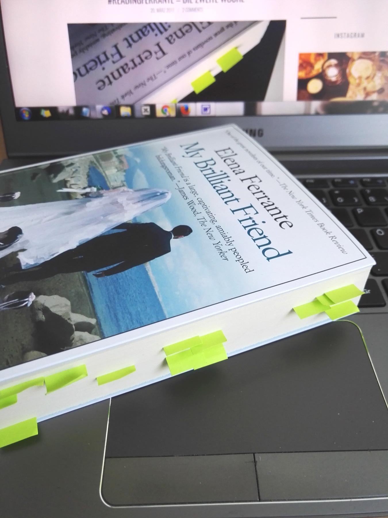 #readingferrante Teil 3 und 4