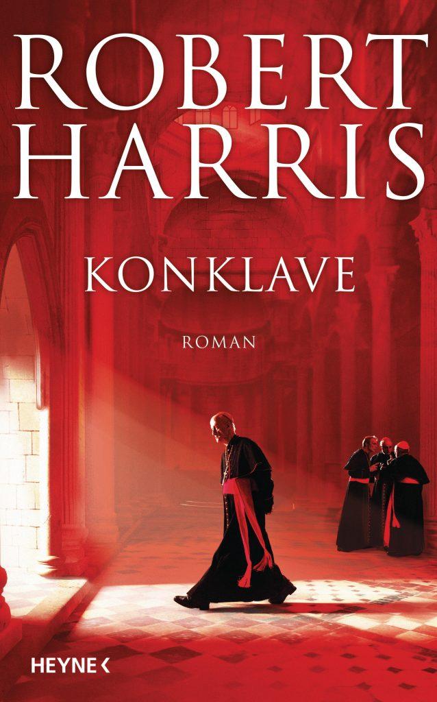 Konklave von Robert Harris, Heyne.