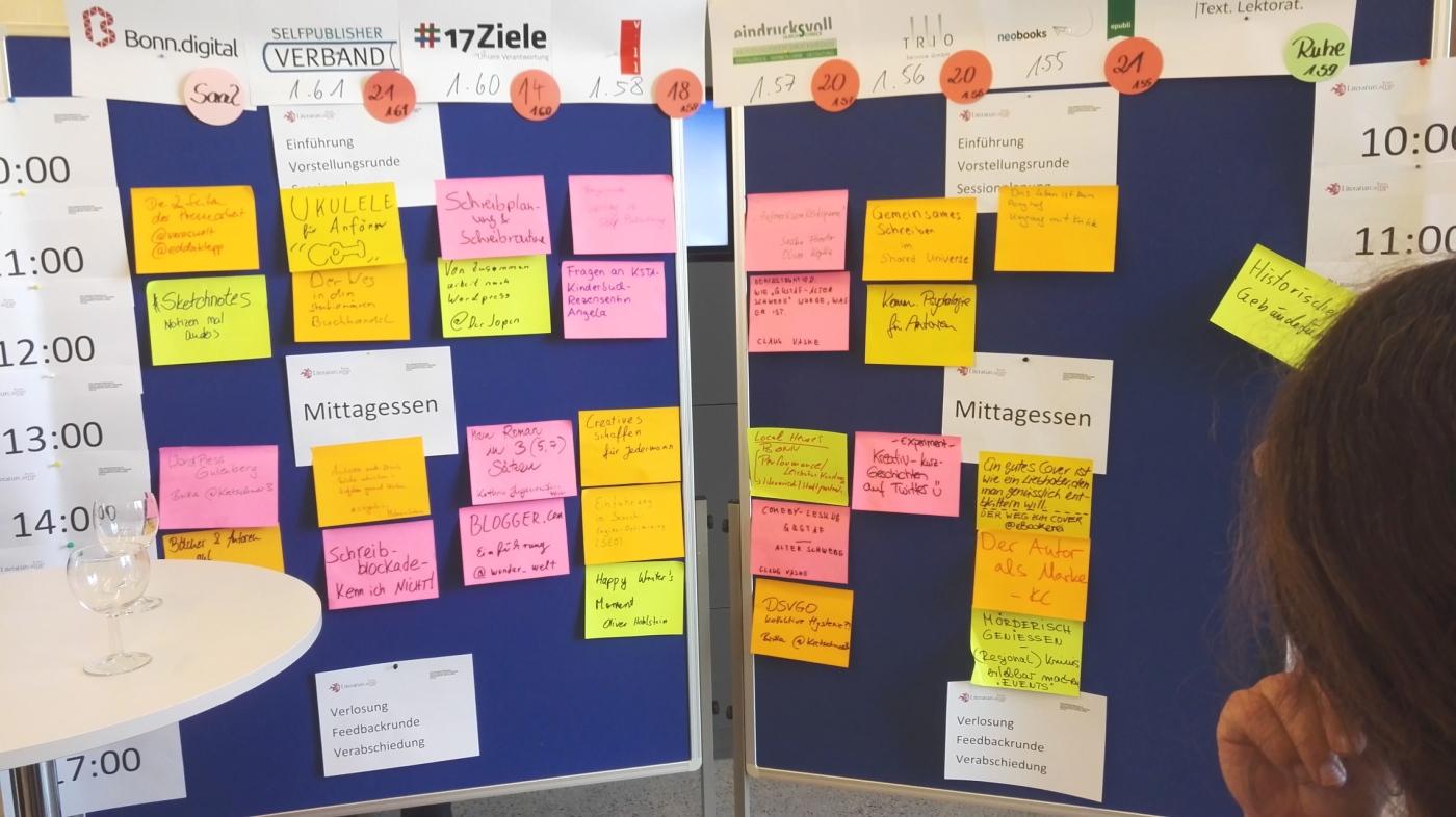 LiteraturCamp Bonn 2018
