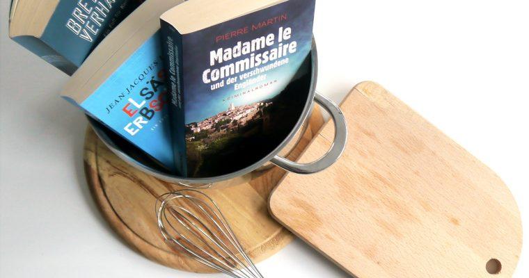 Kulinarische Krimis in Frankreich
