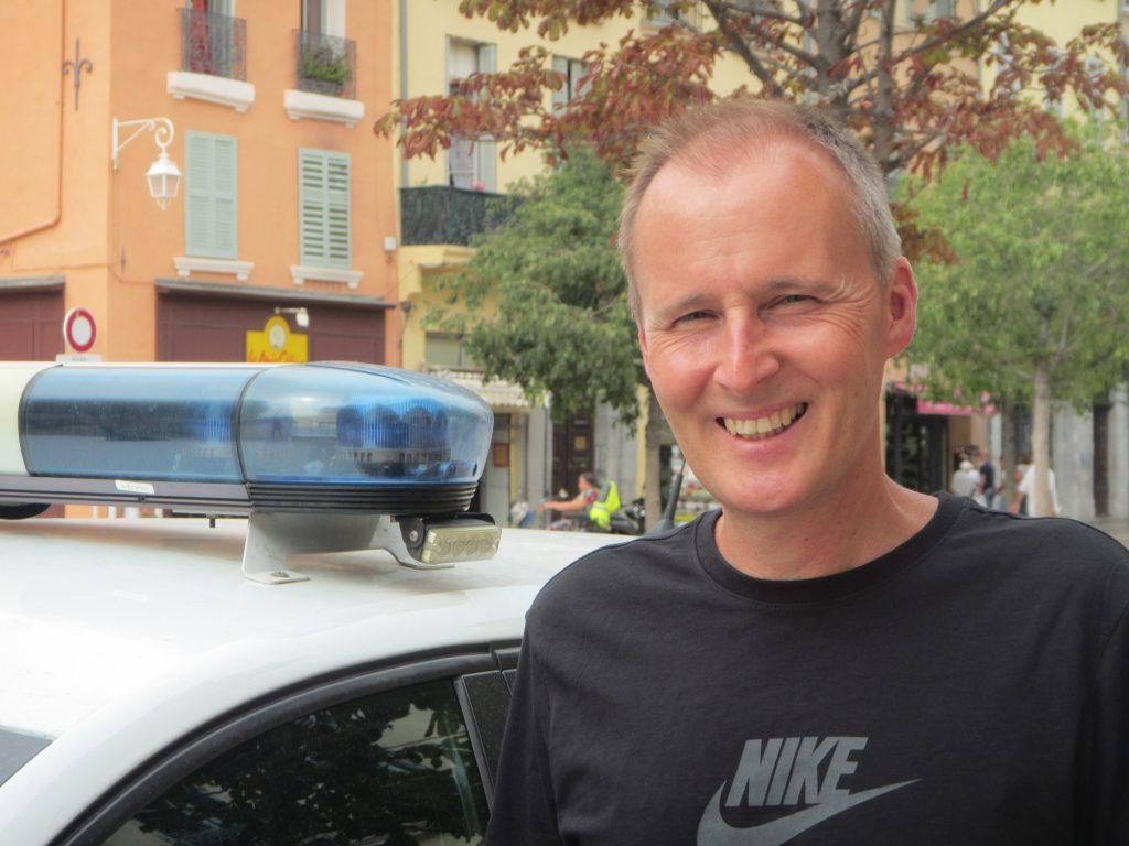 Der Autor Jan Beinßen. Foto: J. Beinßen.