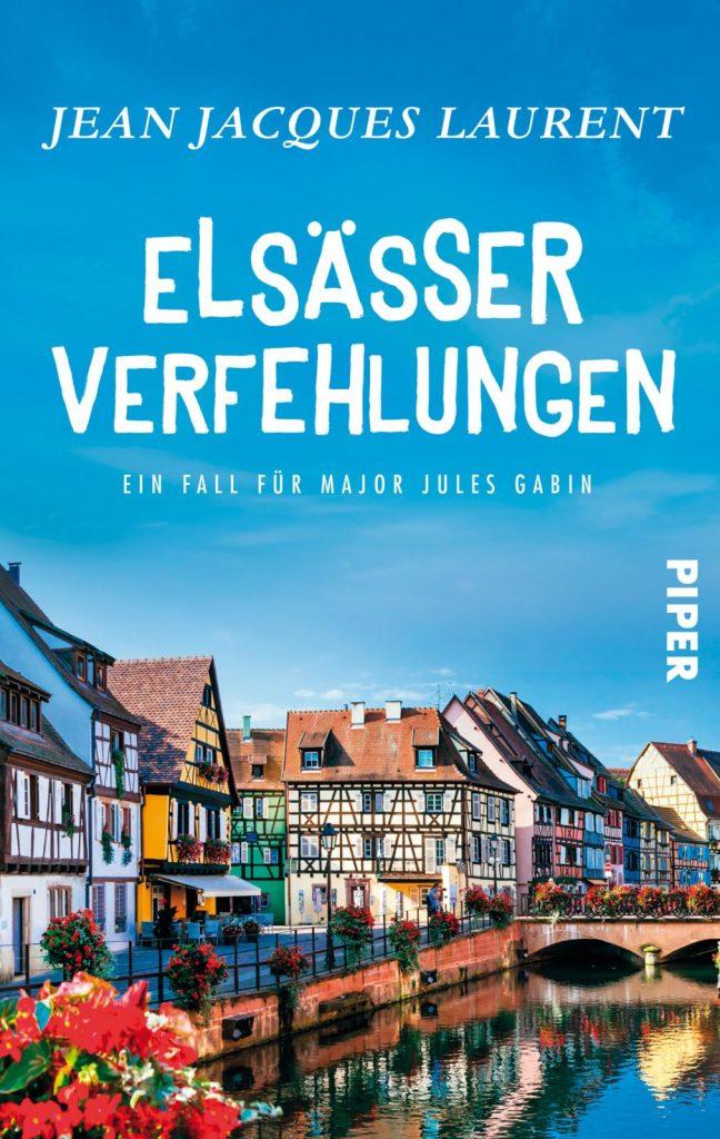 Jean Jaques Laurent, Elsässer Empfehlungen, Piper, Juni 2018.