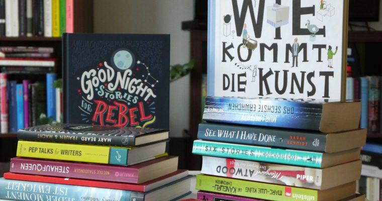 Die besten Bücher von 2018