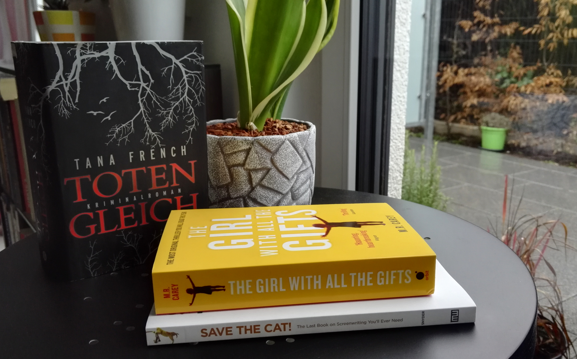 Winter TBR und Bout of Books 24 TBR