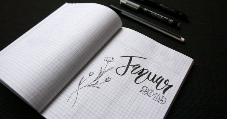 Plan with me Januar 2019