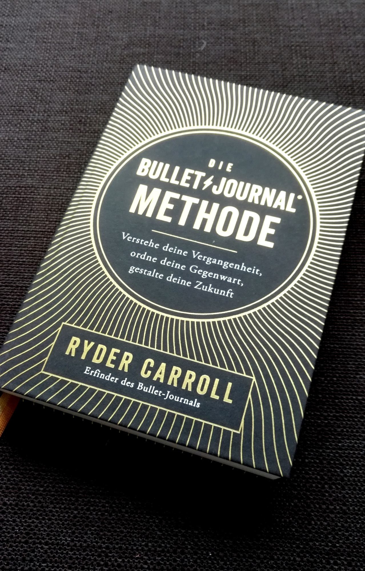 Ryder Carroll – Die Bullet Journal Methode