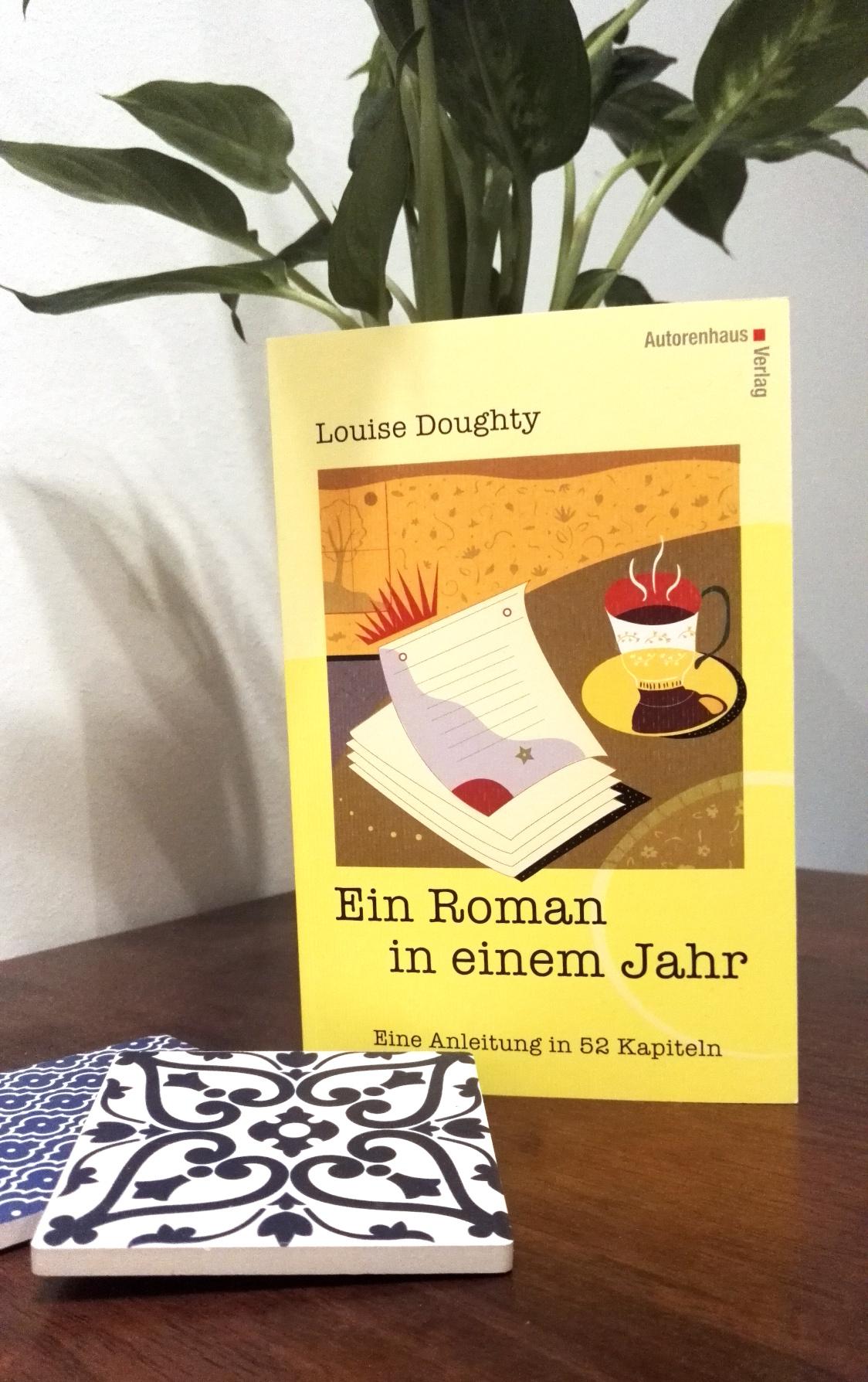 Louise Doughty, Ein Roman in einem Jahr