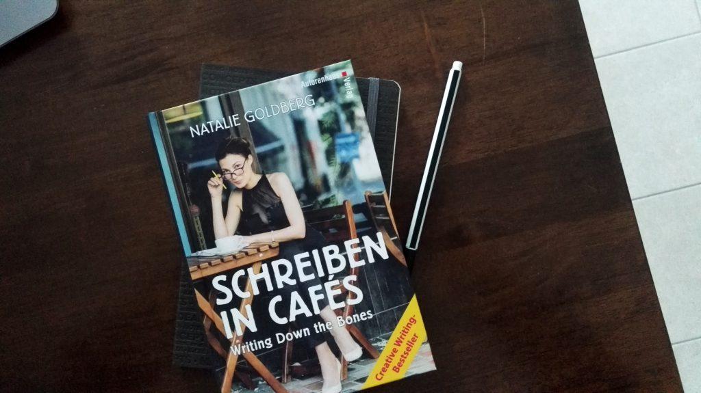 Natalie Goldberg, Schreiben in Cafés. Autorenhaus Verlag.