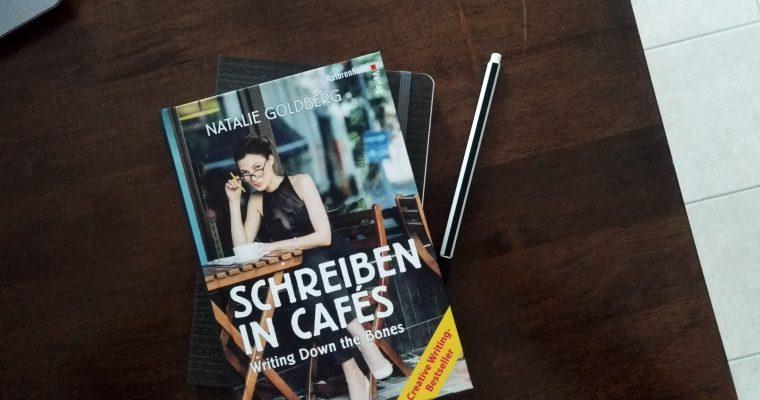Natalie Goldberg, Schreiben in Cafés