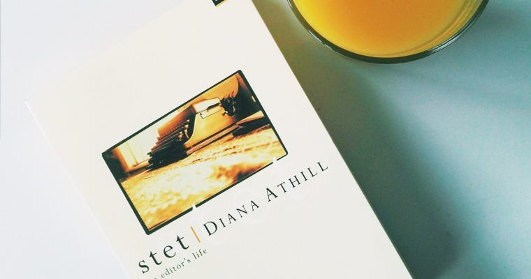 Diana Athill, Stet