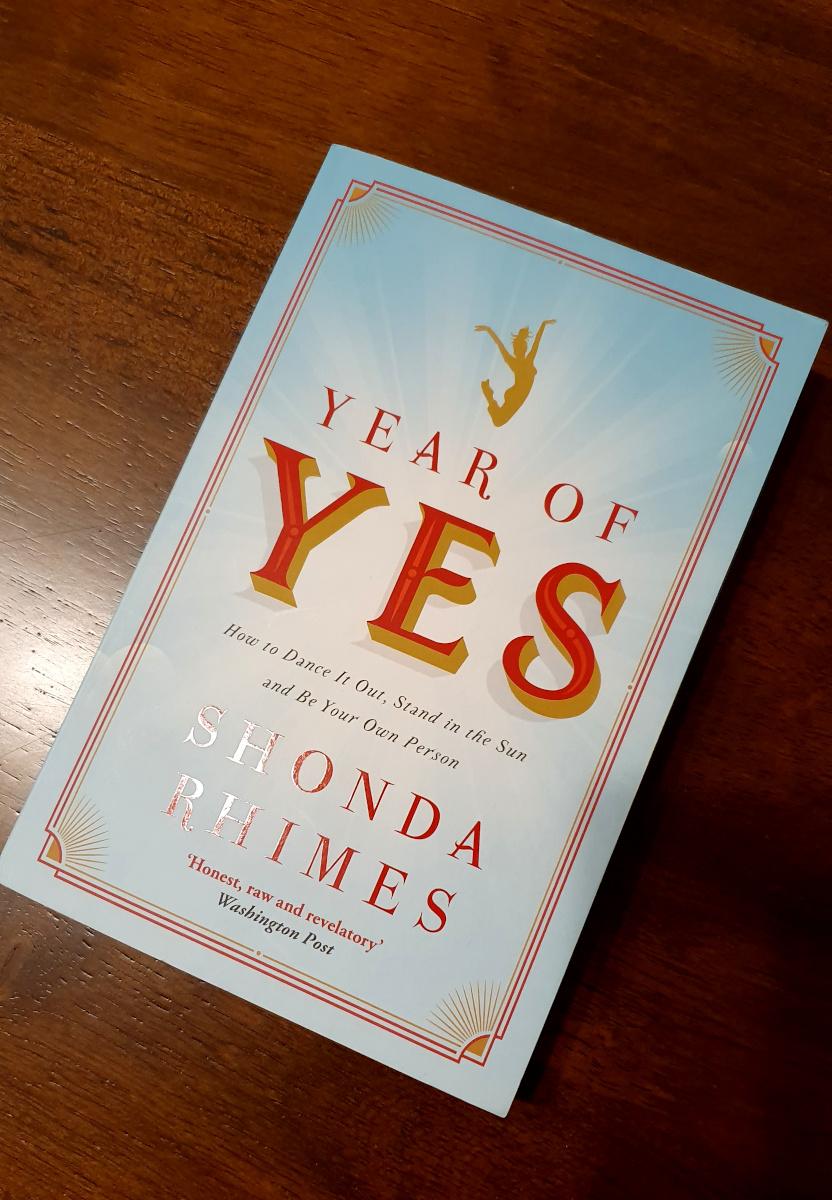 Shonda Rhimes, Year of Yes