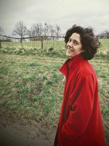 Die Bonner Autorin Karen Kleser