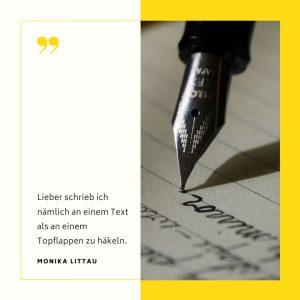 Zitat von Monika Littau
