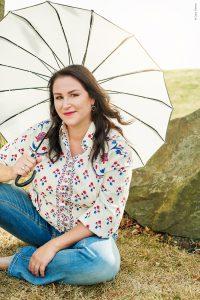 Die Autorin Britta Sabbag. Foto: Copyright Gaby Gerster