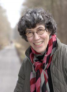 Die Bonner Autorin Alexa Thiesmeyer. Foto: Udo Giesen.