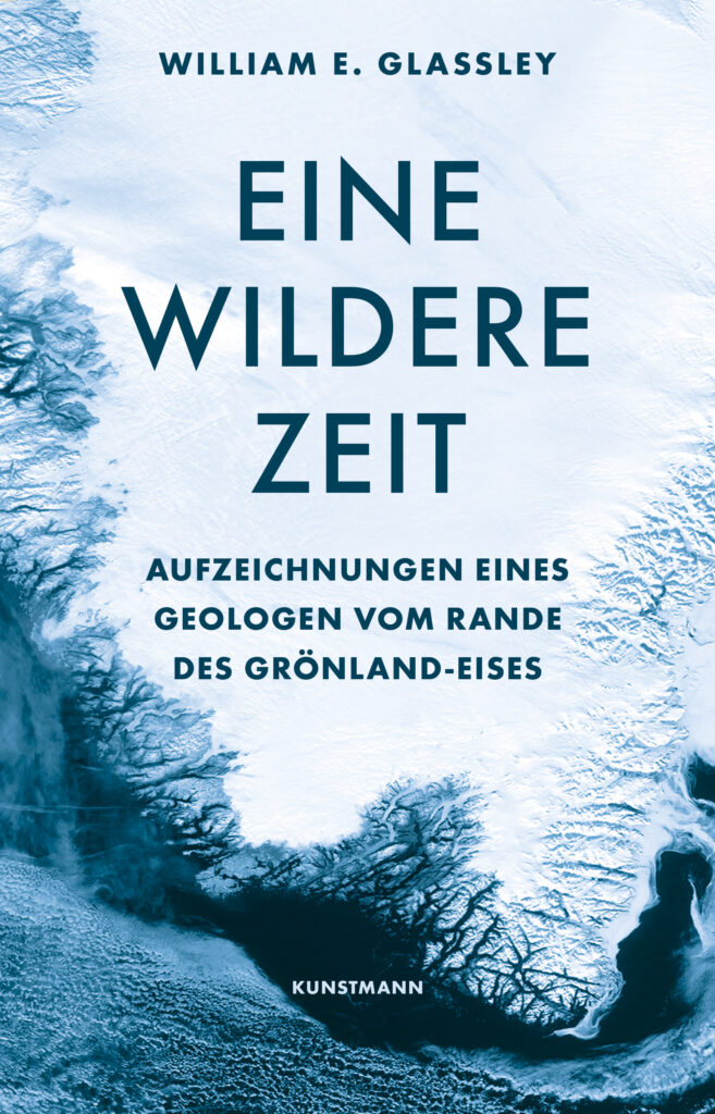 Cover von William E. Glassley, Eine wildere Zeit