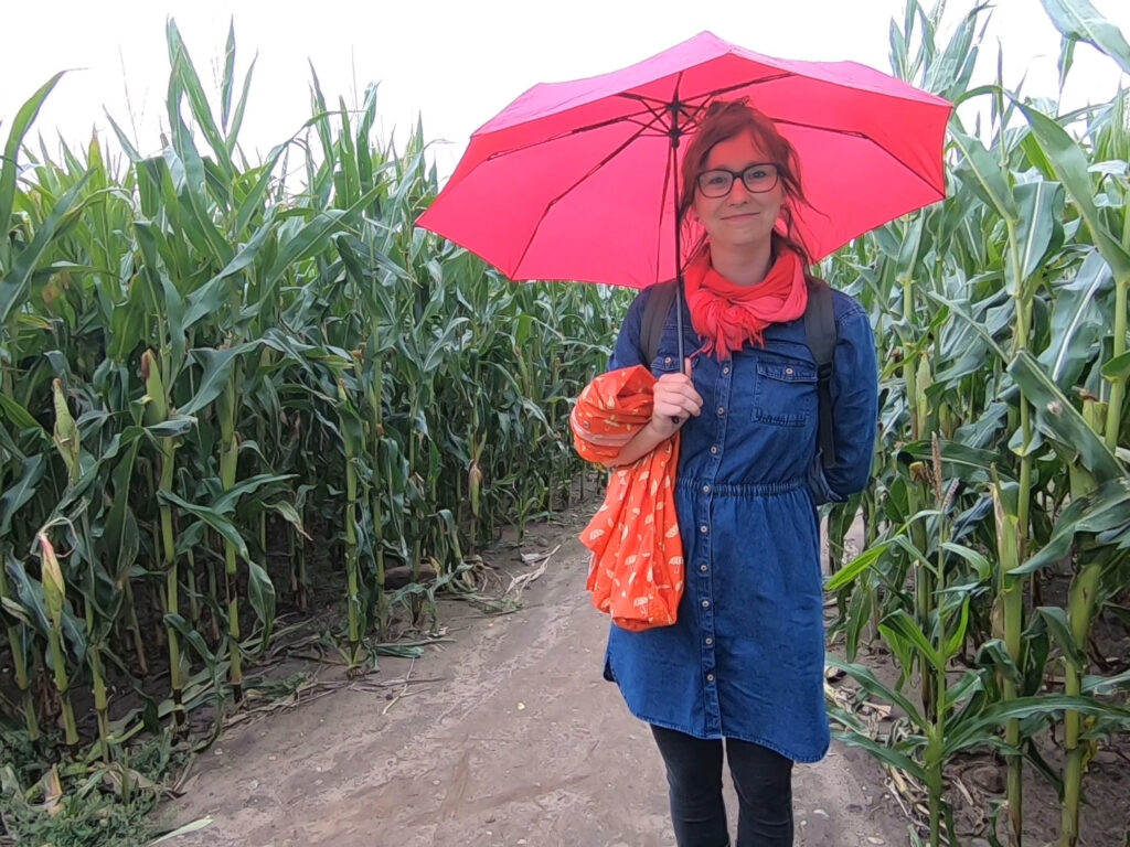 Die Bonner Autorin Claudia Könsgen. Foto: C. Könsgen.