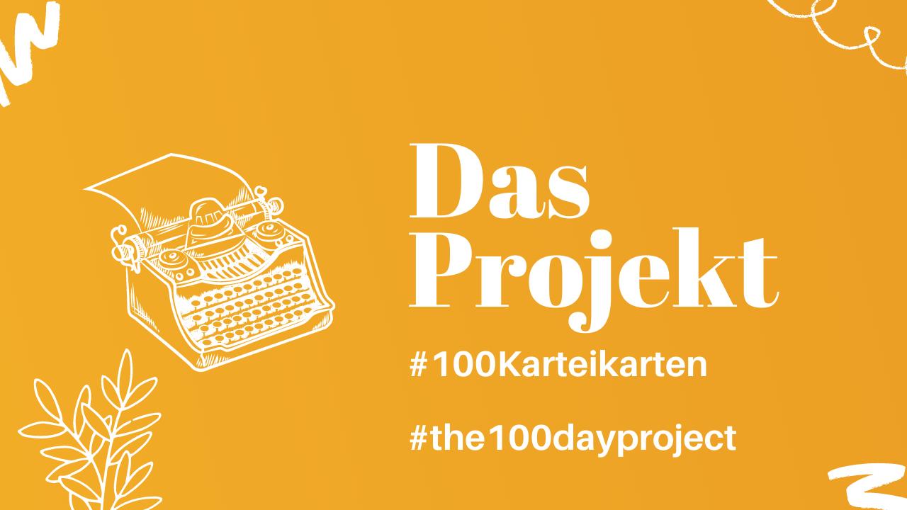 #100Karteikarten – Das Projekt ist abgeschlossen