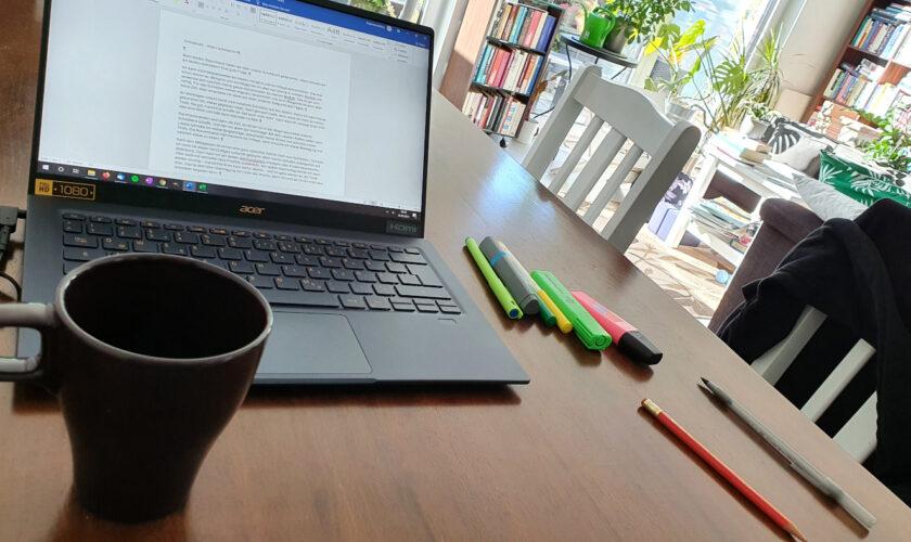 Schreibzeit – Wann schreibt ihr?