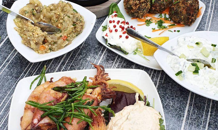 Griechisch essen
