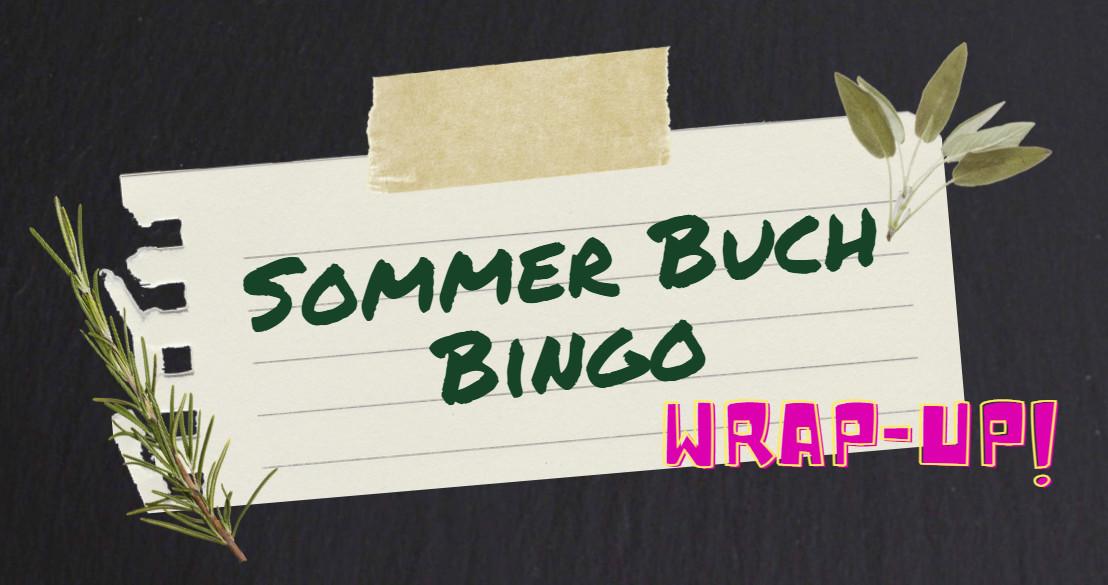 Sommer Buch Bingo 2021 – Wrap Up