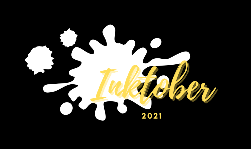 Inktober 2021 – Tag 15 Helm